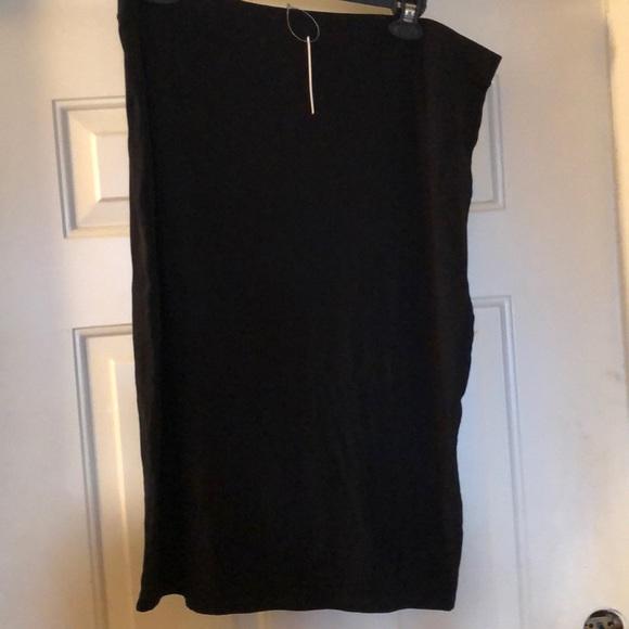 6e18085df6f9 ASOS Curve Dresses & Skirts - Asos Design Curve jersey pencil skirt size 18  NWT